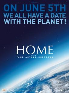 HOME 高清电影海报