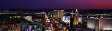 城市夜景banner创意设计