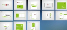 VI系统设计AI源文件图片