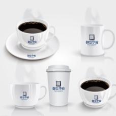 高端企业文化VI界面设计图片