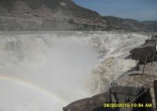 山西壶口瀑布风景区图片