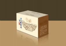农产品纸箱-包装效果图