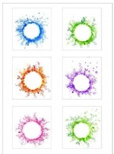 笔刷设计应用 背景图案 矢量素材 AI格式_0254