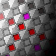 方块矢量背景图片