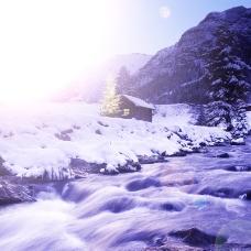 雪地摄影首图