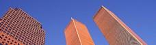 世贸大厦banner创意设计