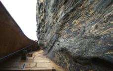 狮子岩山道图片