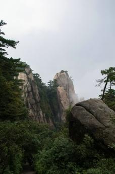 江西三清山图片