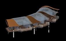 MAX茶寮3d模型