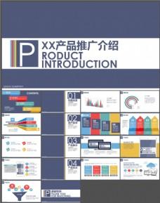 产品介绍推广宣传PPT模板