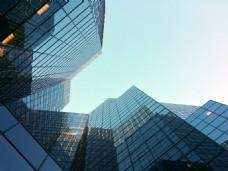 现代宏伟建筑 现代城市