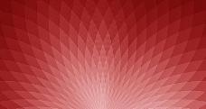 红色炫彩背景素材