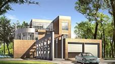 别墅模型 单体方案 设计方案 DWG_0045