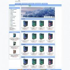 网店首页图片模板下载