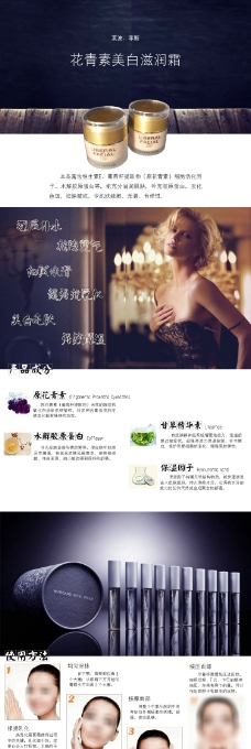 化妝品詳情