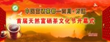 首届天然富硒茶文化节开幕式