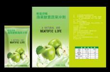 食品包装 蔬果酵素冲剂图片