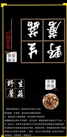 东北蘑菇图片