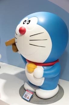 哆啦A梦展图片