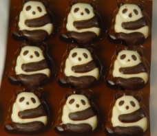 小熊饼干图片