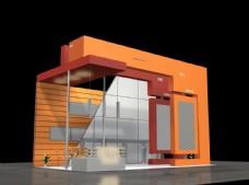 展览 展厅 展台模型图片