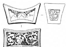 器物图案 两宋时代图案 中国传统图案_362