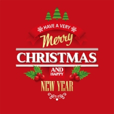时尚圣诞节节日
