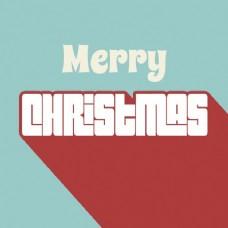 复古的圣诞背景