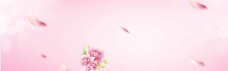 粉色 花朵 背景
