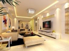 家装客厅图片