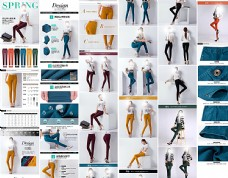 女裤详情页图片