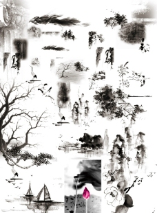 古典水墨图片