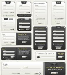 网页设计素材图片
