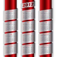 创意日历模板下载