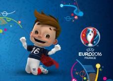 2016欧洲杯官方海报图片
