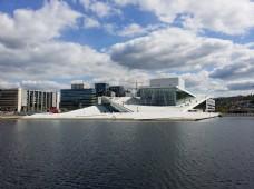 奥斯陆的歌剧院