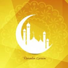 美丽的伊斯兰背景