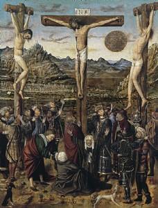 宗教油画背景