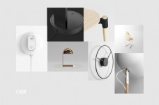 3d渲染模型台扇风扇jpg素材