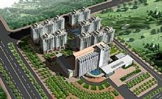 长沙市财政局机关大院及办公楼 设计方案 DWG_0073