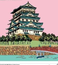 日本小田原城