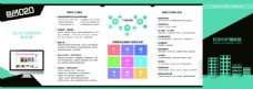 扁平化企业5折页AI原文件下载