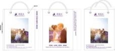 影楼购物袋 包装设计图片