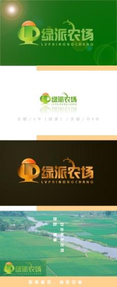 农场logo设计
