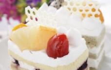 蛋糕美食拍摄图片