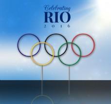 里约奥运会背景