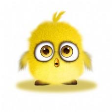 毛茸茸小鸟