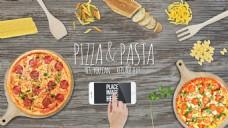 披萨食物素材