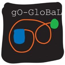 彩色抽象logo标志设计