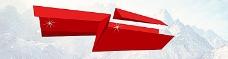 国庆banner创意设计